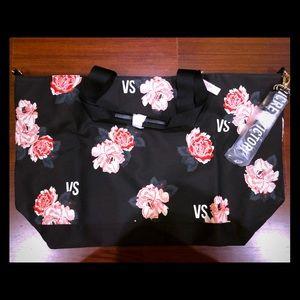 Victoria's Secret Zippered Tote